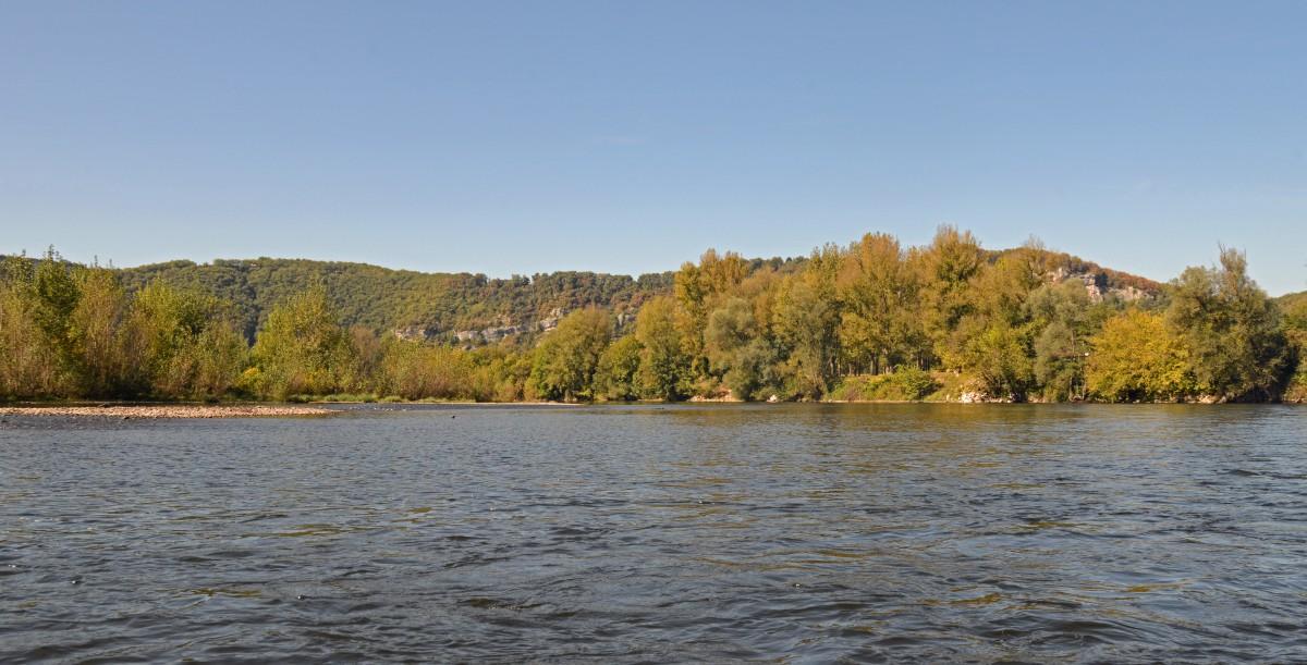 Dordogne – Kanufahren