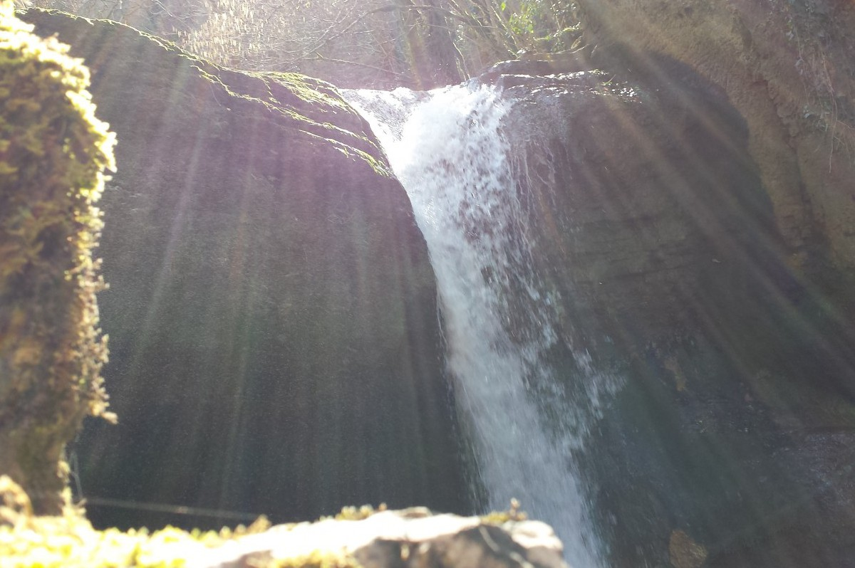 Wanderung Moulin des sauts