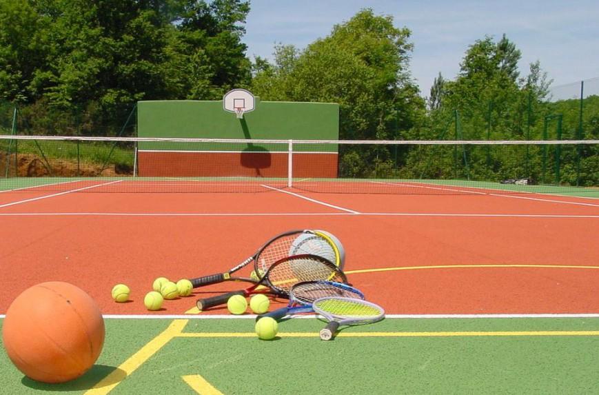 Tennisplatz Owi