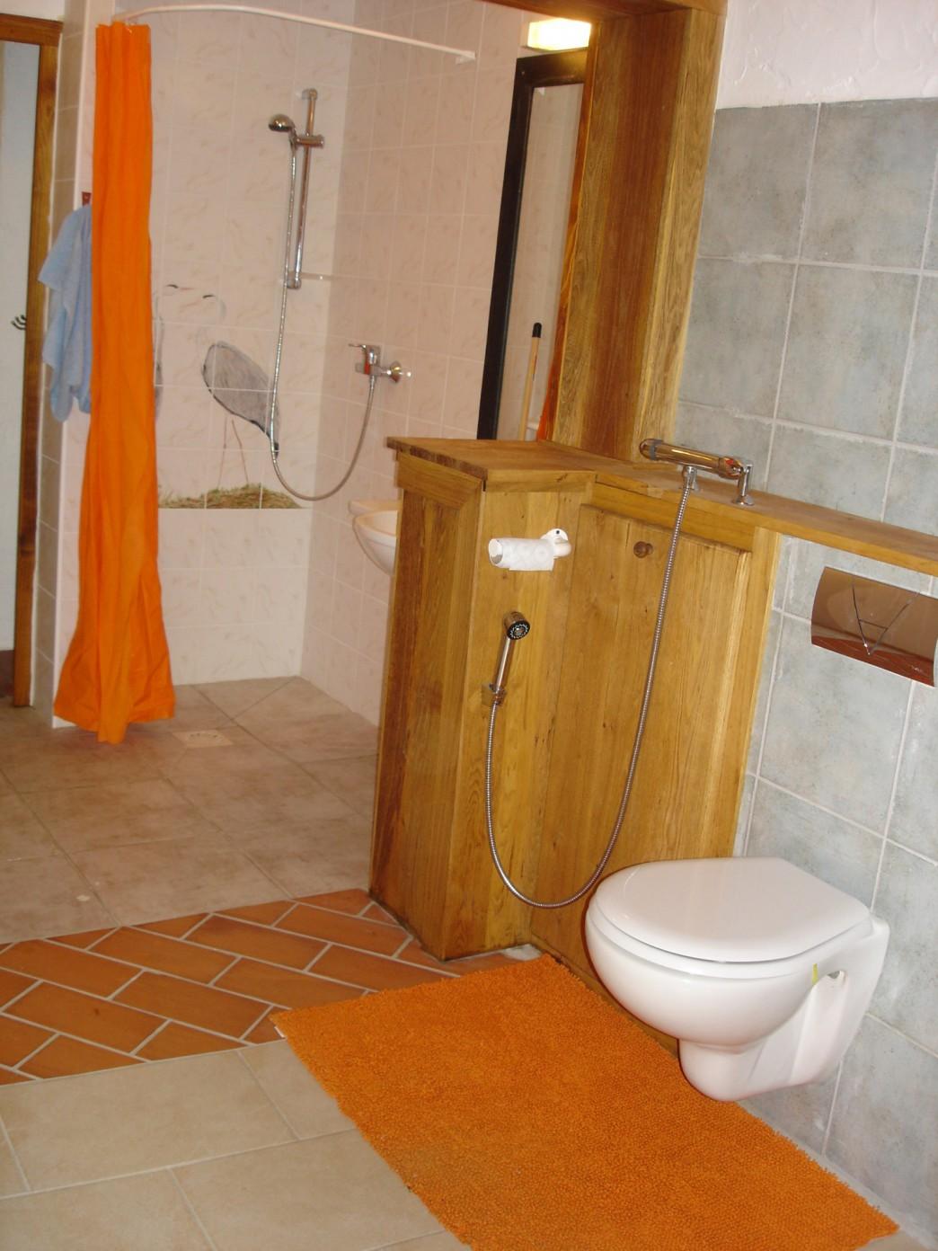 Fischerhaus Badezimmer Unten