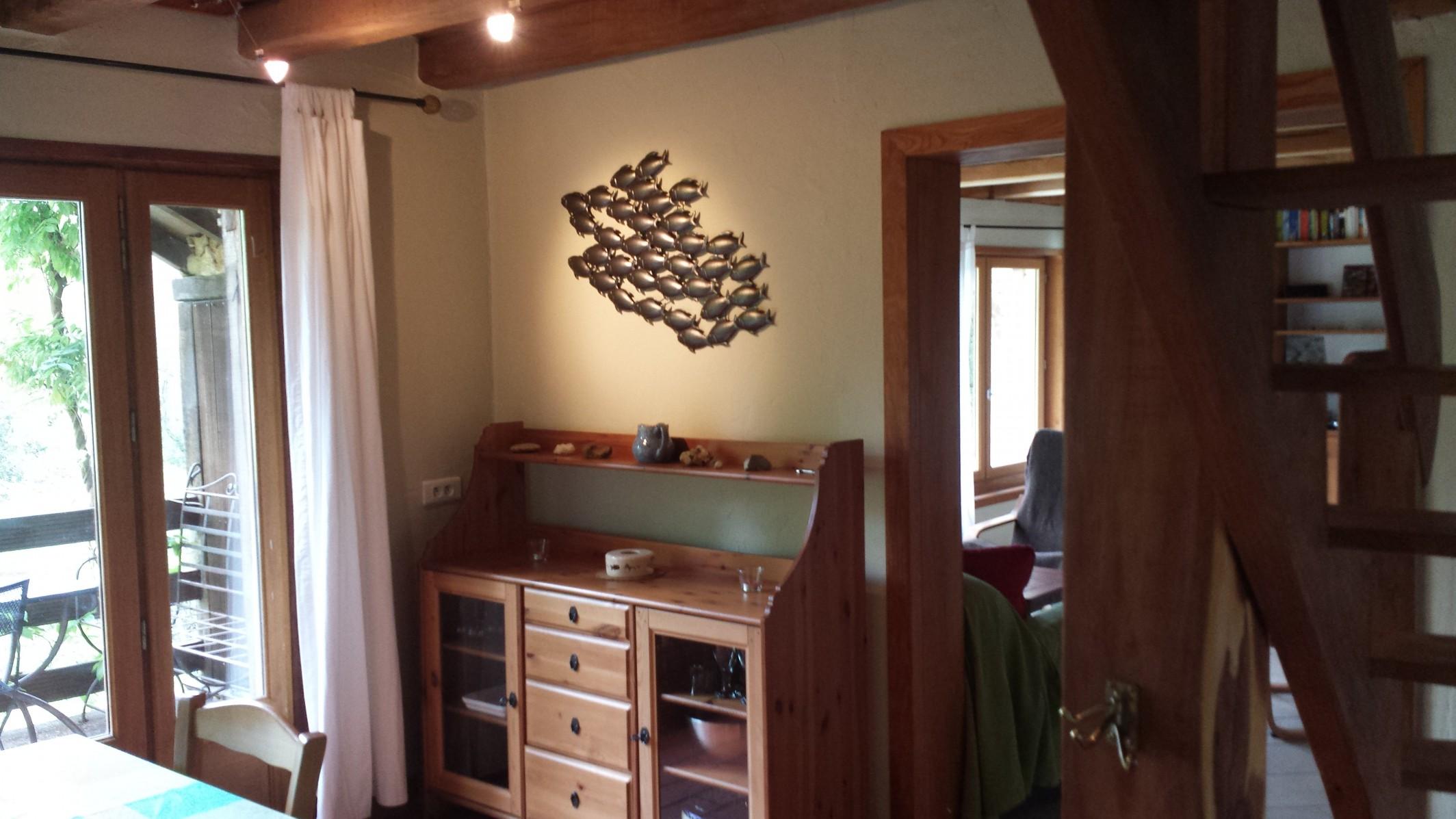 Fischerhaus Wohnzimmer