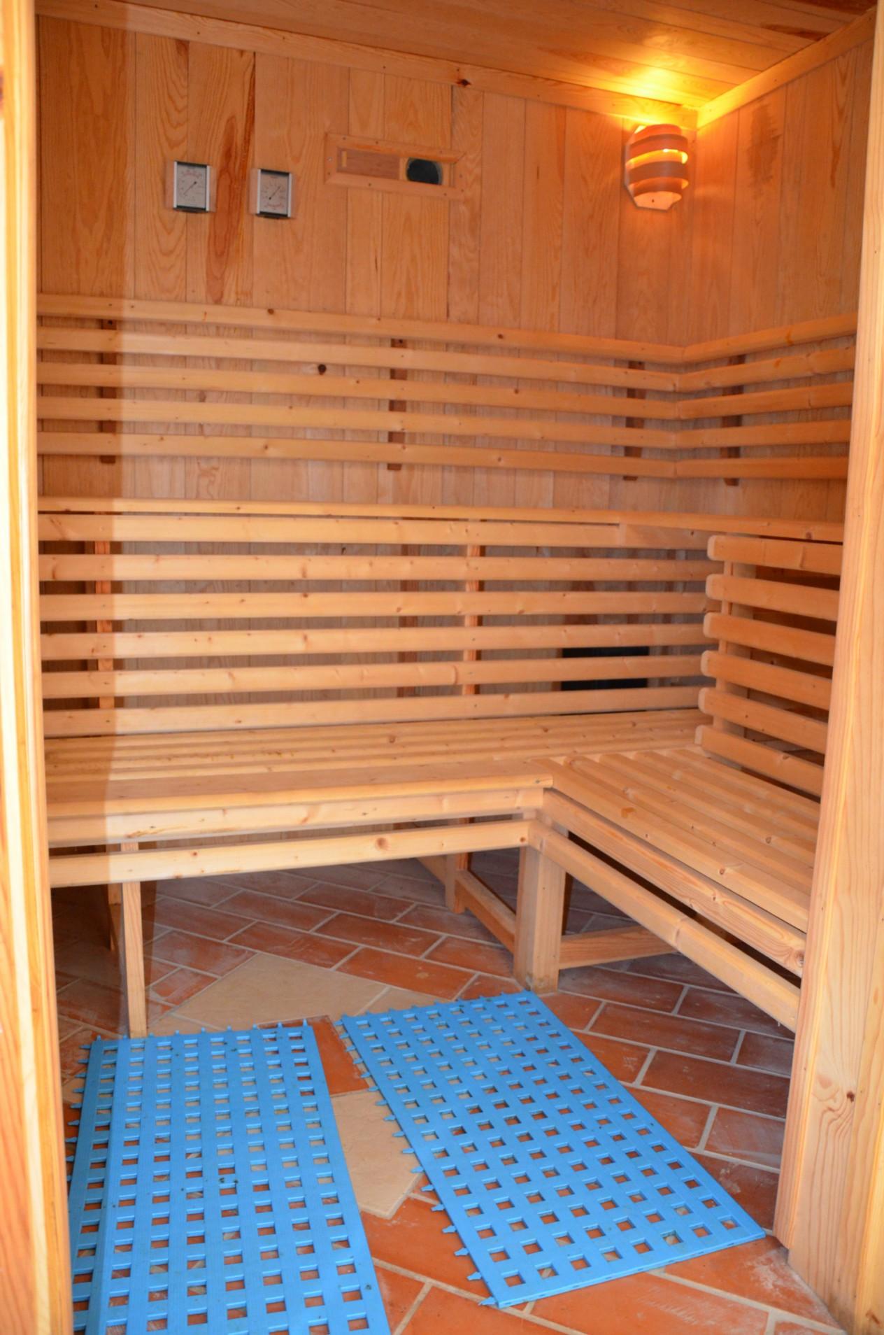 Fischerhaus Sauna