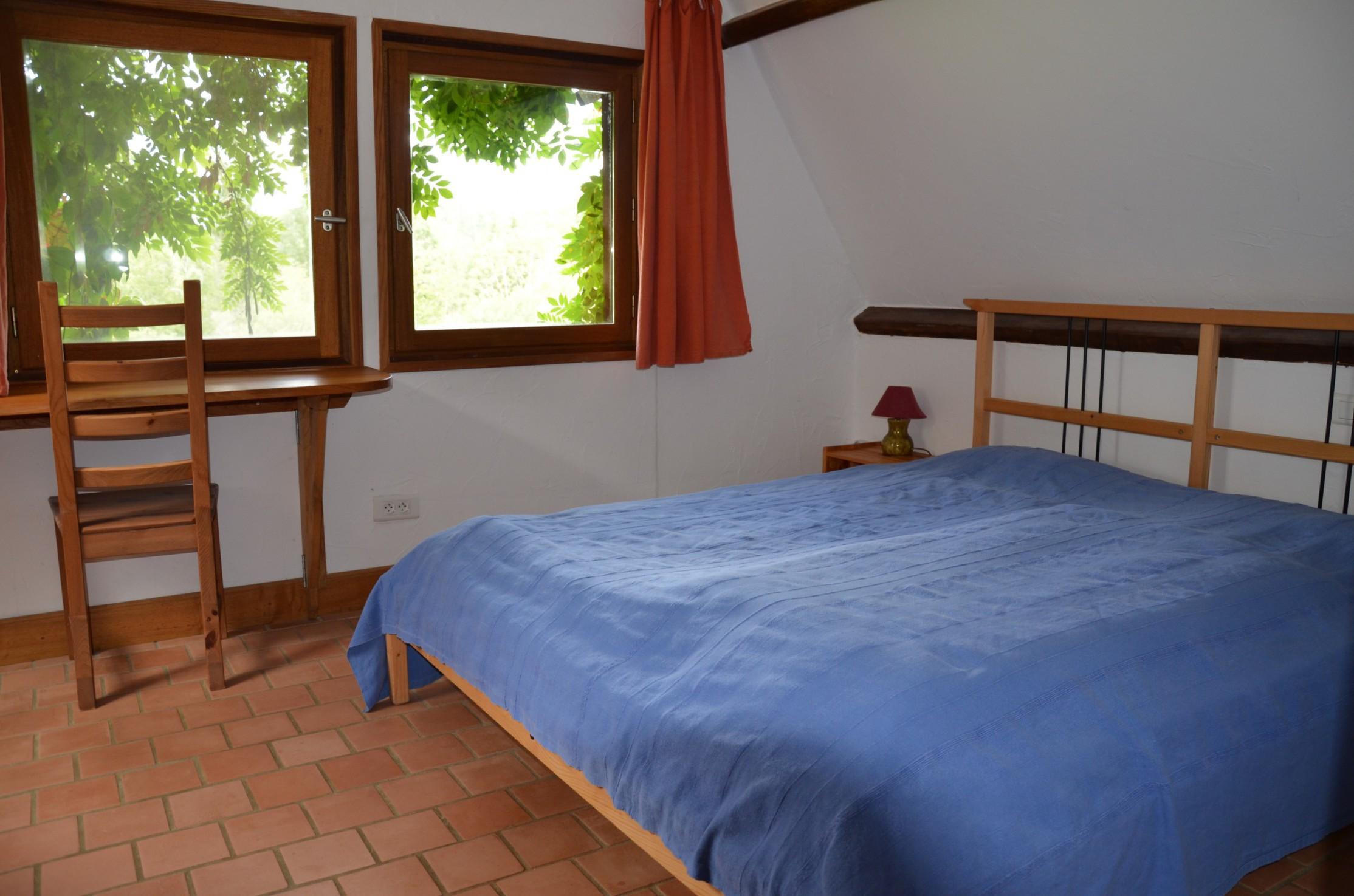 Fischerhaus Schlafzimmer Oben