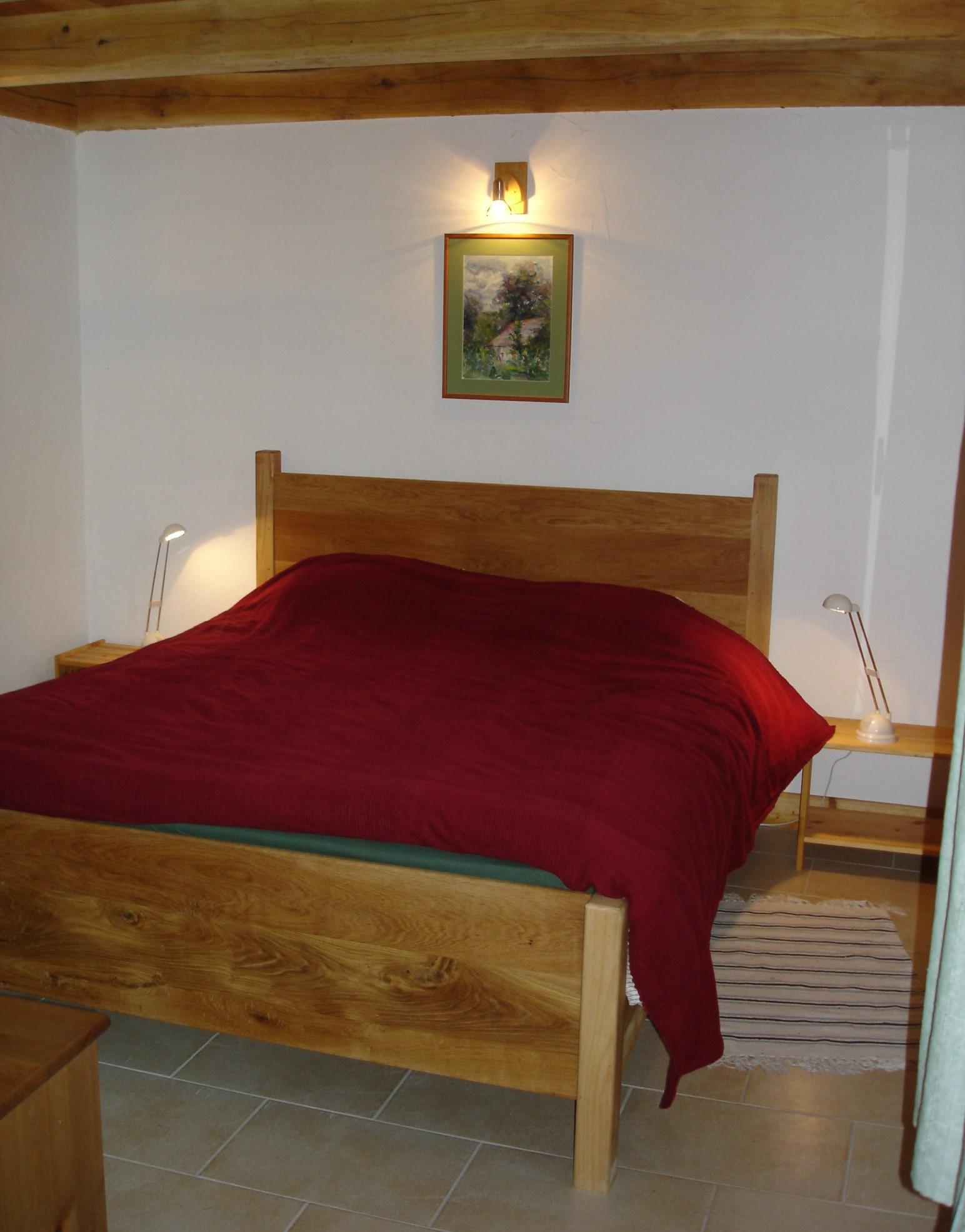 Fischerhaus Schlafzimmer unten