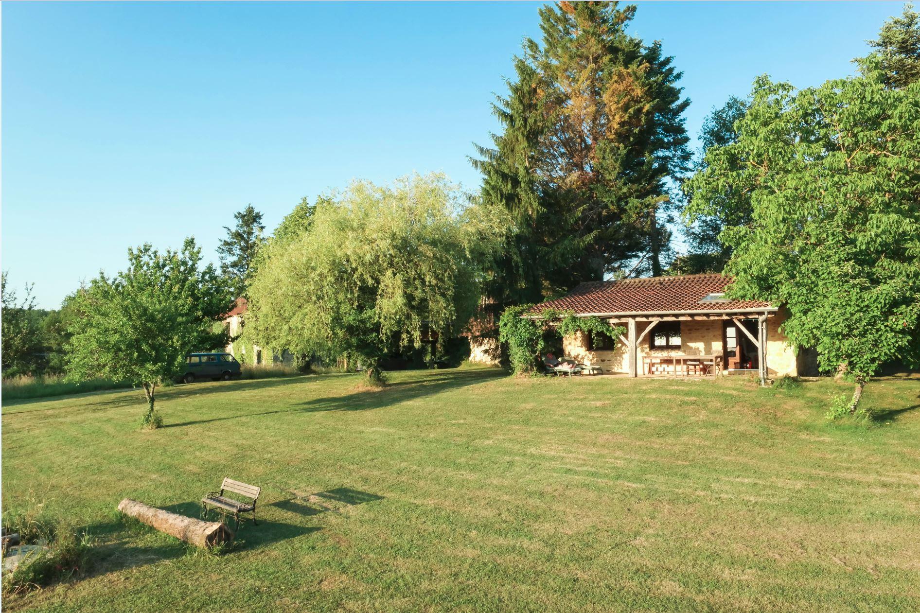 Ferienhaus Graf mit Garten