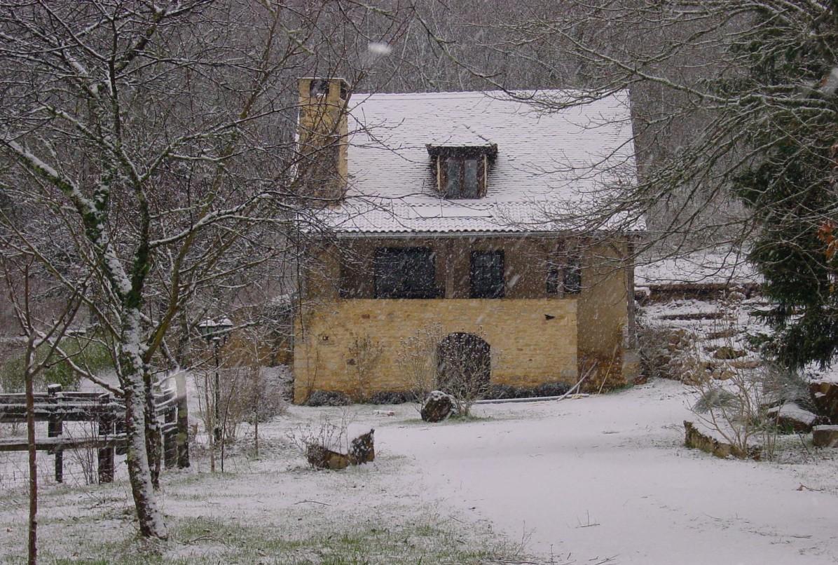 Ferienhaus Owi – Winter