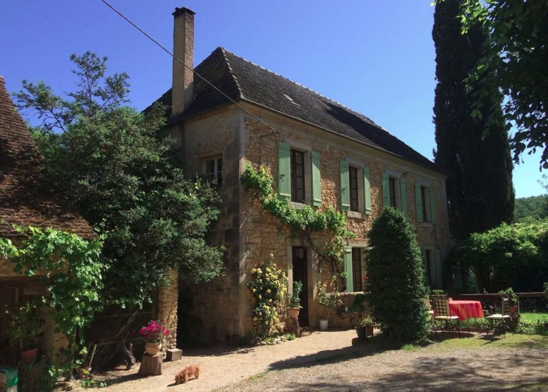Haupthaus Le Colombié