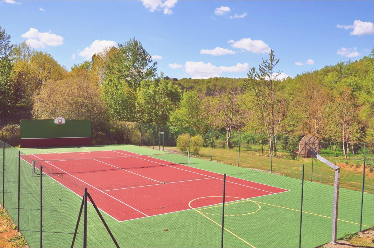 Graf Tennisplatz
