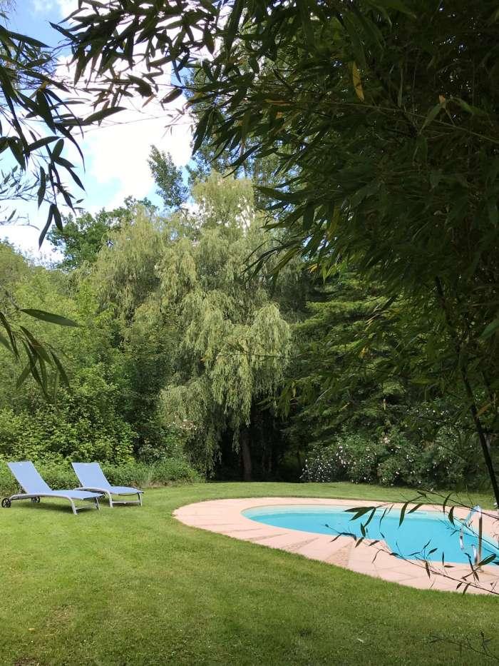 Ferienhaus Fischerhaus – Pool