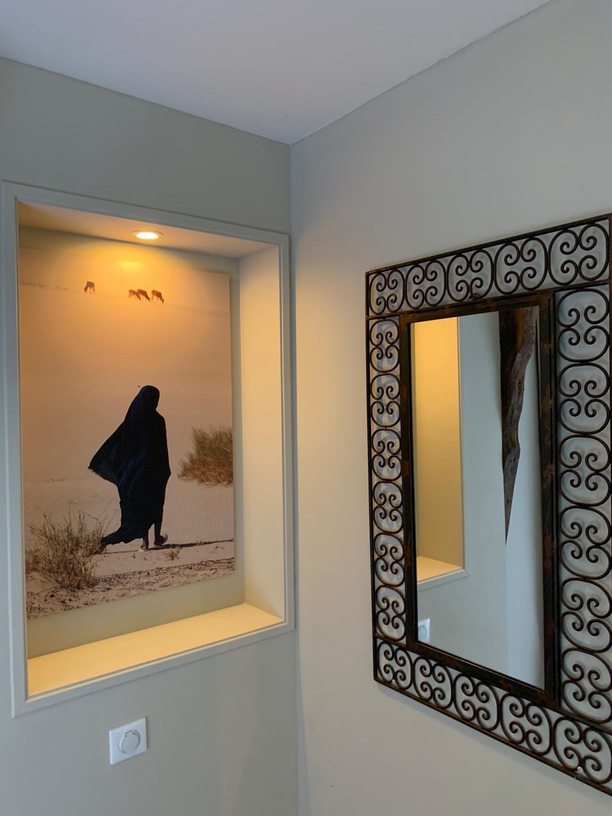 Ferienhaus Marrakech – Schlafzimmer