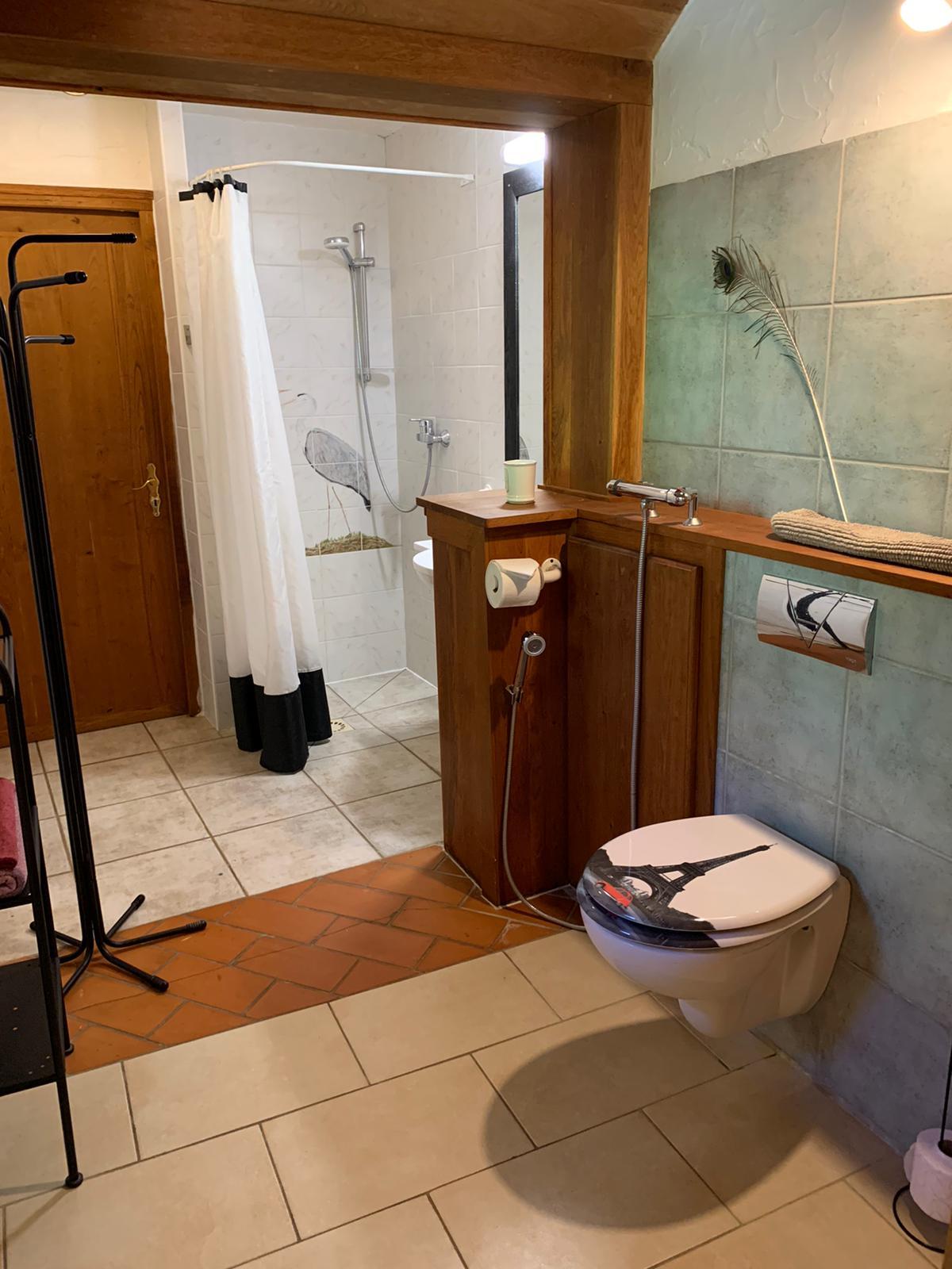 Ferienhaus Fischerhaus – Badezimmer