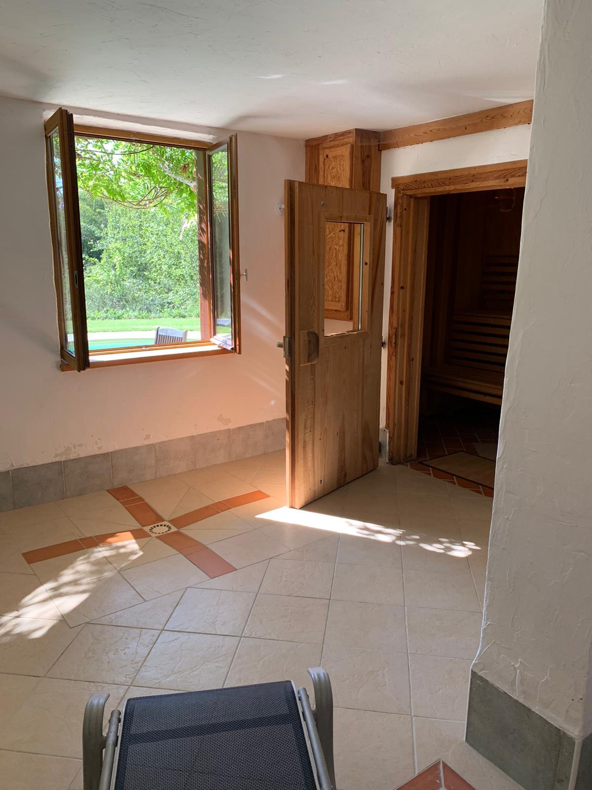Ferienhaus Fischerhaus – Sauna