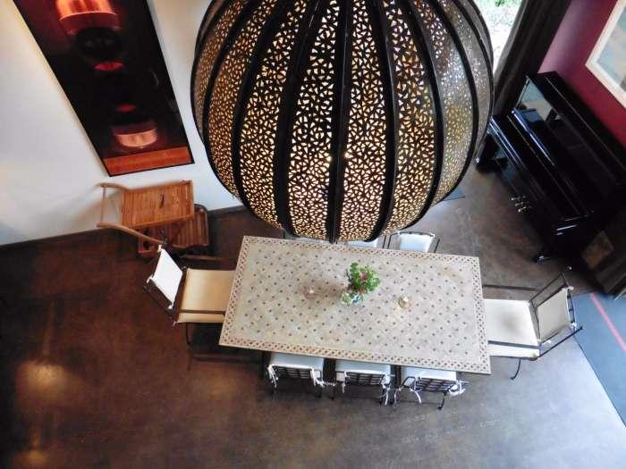 Ferienhaus Marrakech – Esszimmer