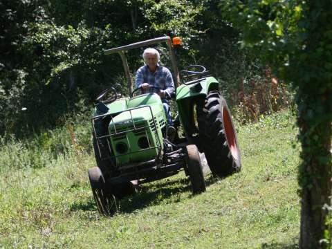 Arne tracteur