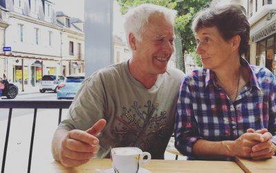 Silke and Arne